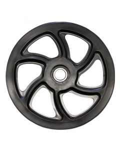 Plastic Wheel, 8-inch